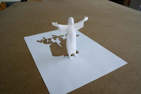すべての折り紙 ポケモンの折り紙 : Cool Paper Cut Out