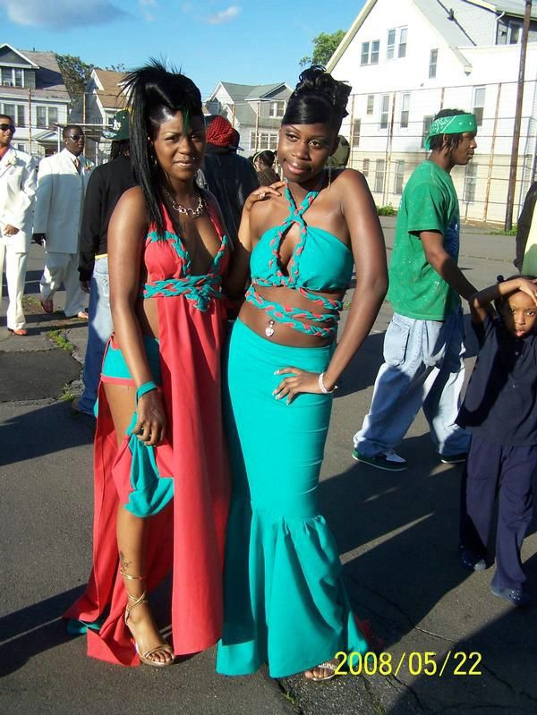 Ghetto Fabulous Prom Dresses
