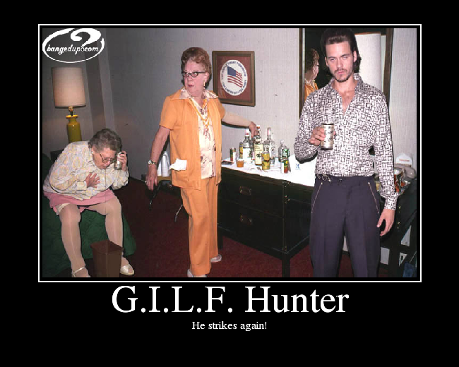 G I L F Hunter Picture Ebaum S World