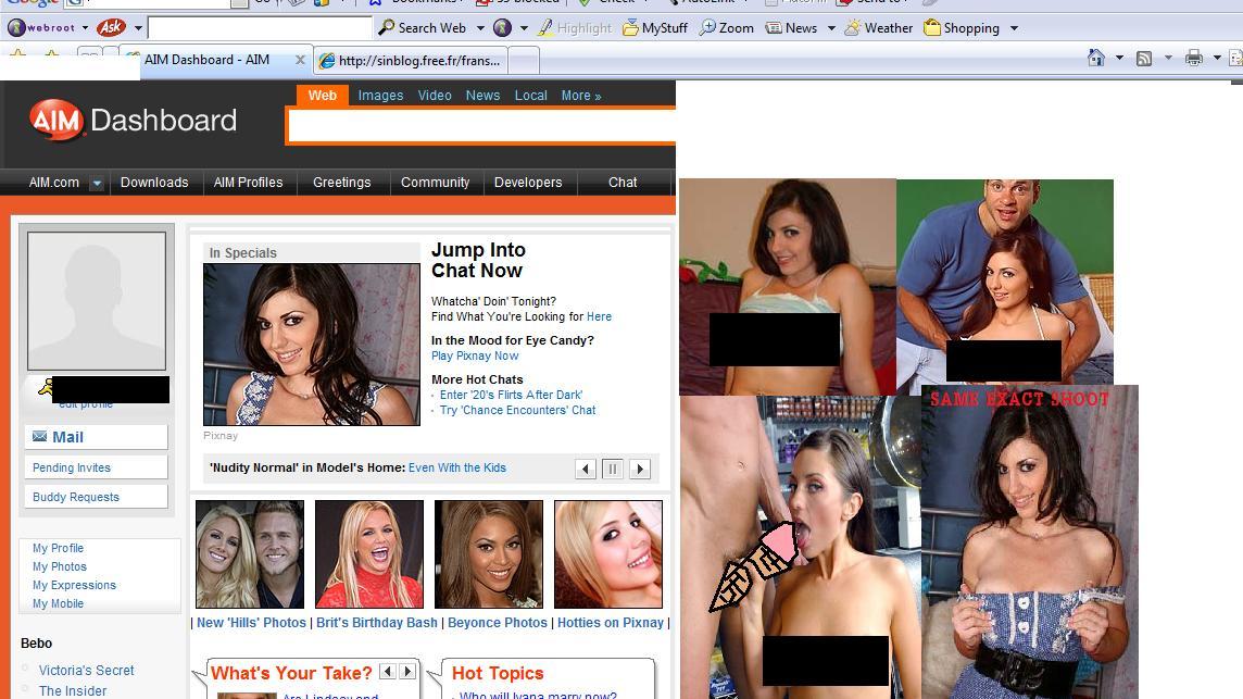 pornstars in porn ads
