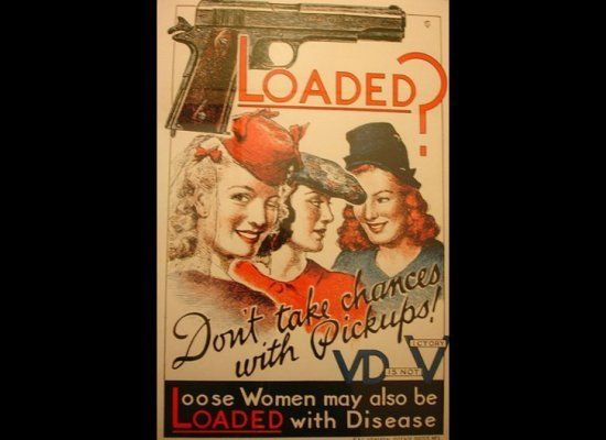 Hilarious sex posters