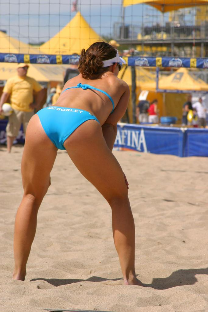 Womens volleyball upskirt clips