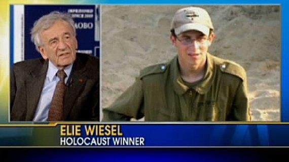 3 - Elie Wiesel: 1, Nazis: 0