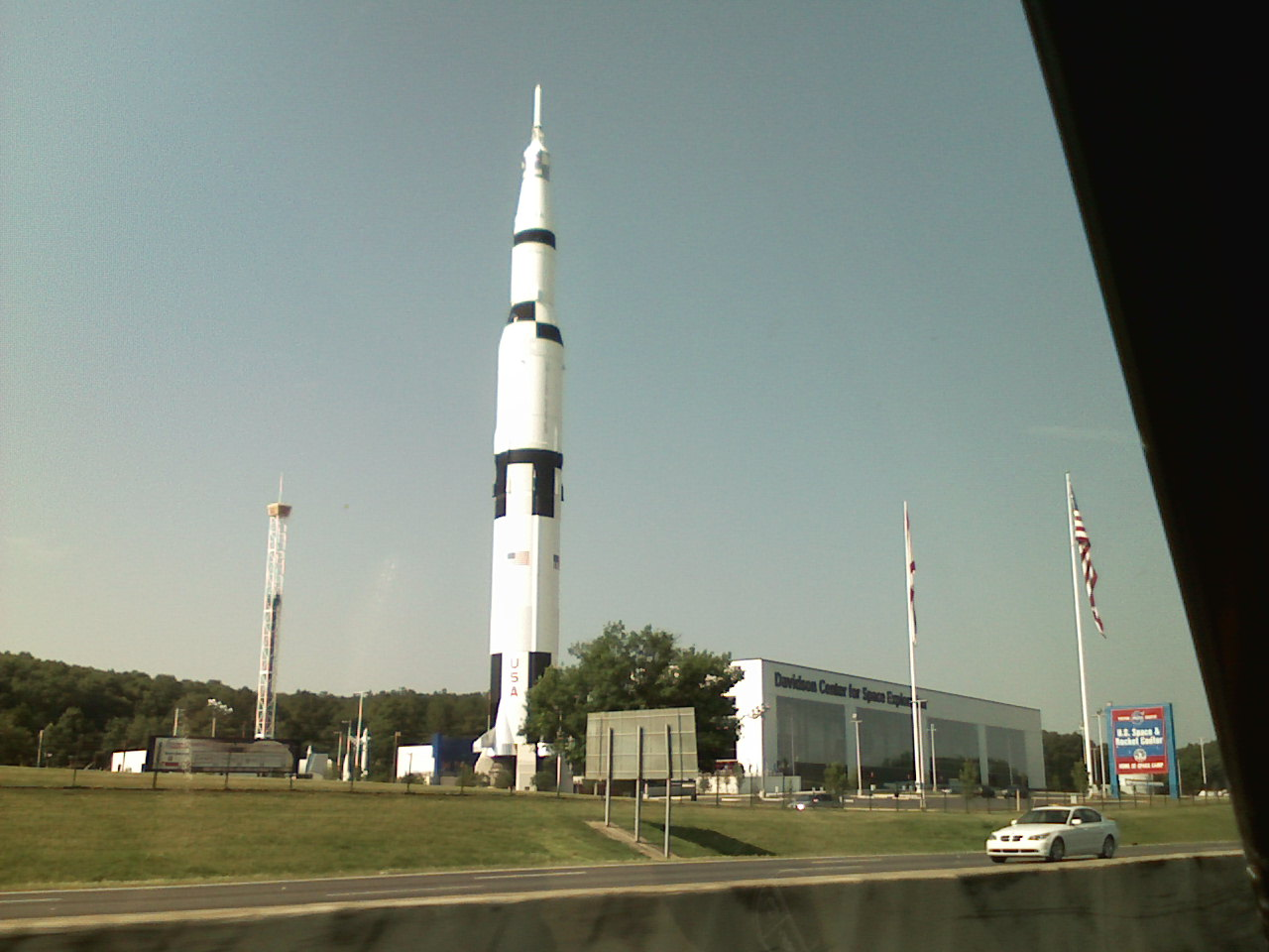 huntsville space and rocket center - photo #9