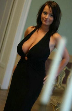 Hot prom pics of huge tits