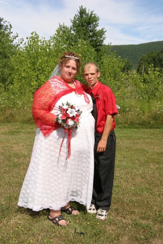 4 Redneck Wedding