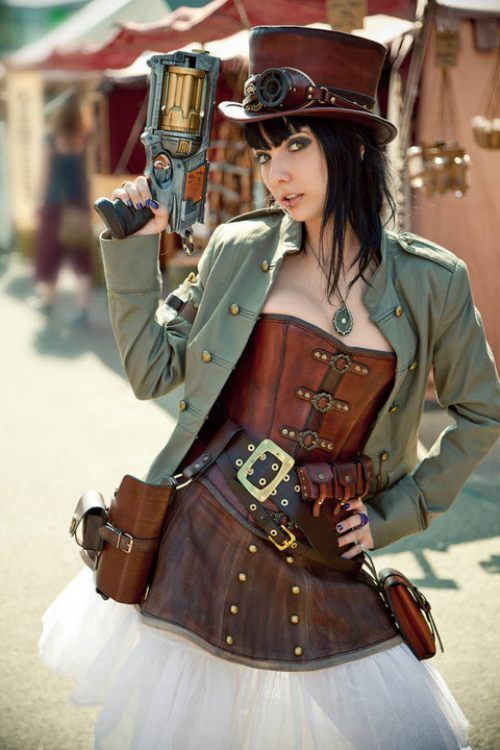 Très Steampunk Girls - Gallery | eBaum's World OO41