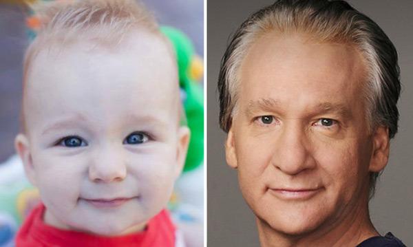 Resultado de imagen de babies look alike things