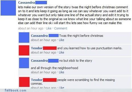 32 Funny Christmas Posts On Facebook - Facebook Gallery | eBaum's ...