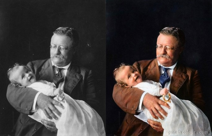 "4 -  Theodore ""Teddy"" Roosevelt"