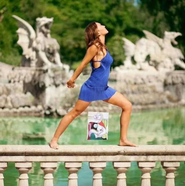 Vaginal Kung Fu lady says weightlifting with vagina