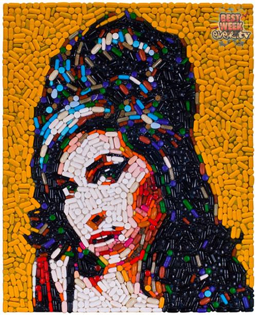 1000  images about Modern Mosaic Art - not mine. on Pinterest