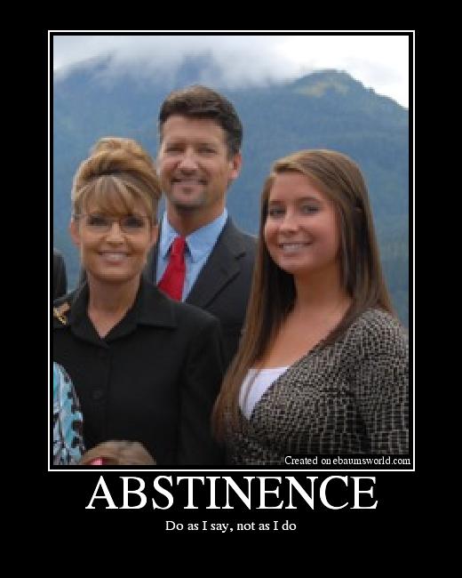 Abstinence porn
