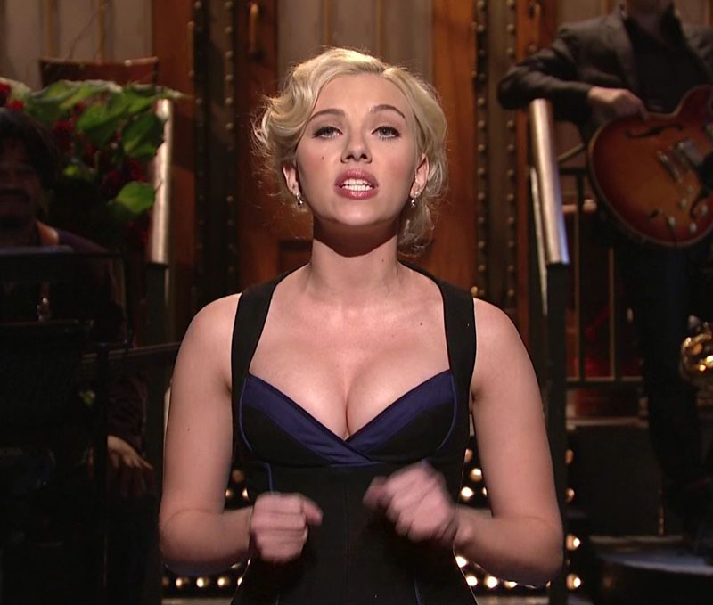 Scarlett johanson jerk off challenge 2