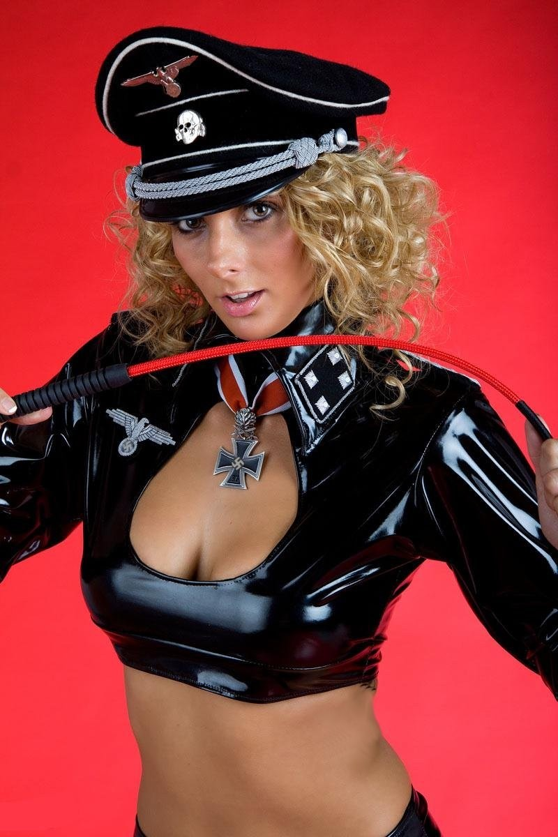 leather women sex