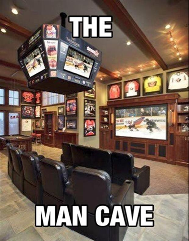 Man Cave Worldwide : Awesome additions to your man cave gallery ebaum s