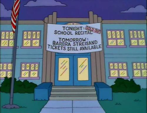 Funny signs from the simpsons - Gallery | eBaum's World