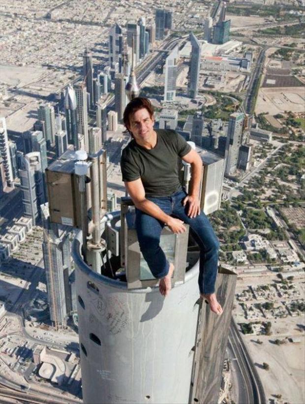 83404974 people who aren't afraid of heights gallery ebaum's world