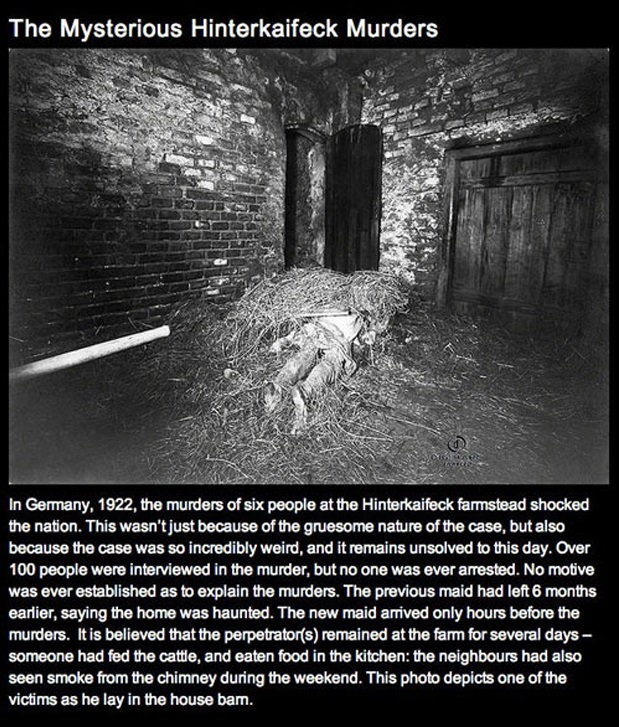 13 Unexplained Mysteries - Gallery