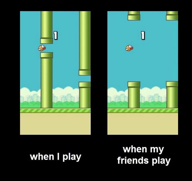 Funny flappy bird memes - photo#33