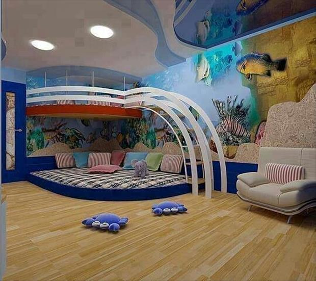 Awesome Kid Bedrooms Pop Culture Gallery eBaums World