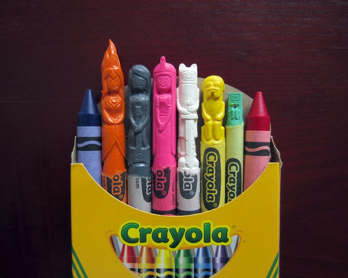 artist creates mini sculptures out of crayons gallery ebaum s world