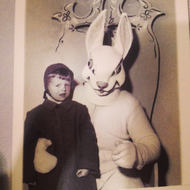 32 Creepy Easter Bunny Costumes