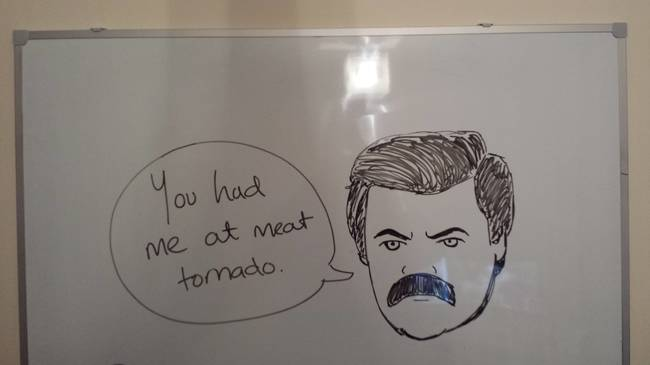 31 kickass whiteboard drawings funny gallery ebaum 39 s world for Cute whiteboard drawings