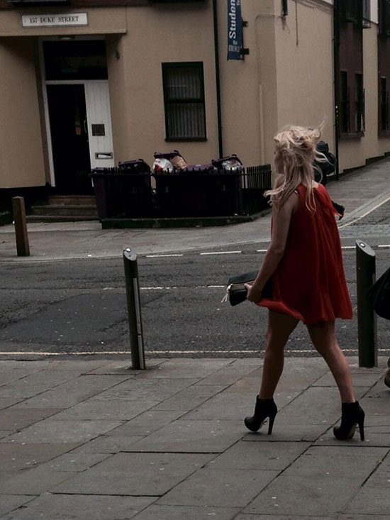 2 - 37 Party Girls Caught Taking The Walk of Shame