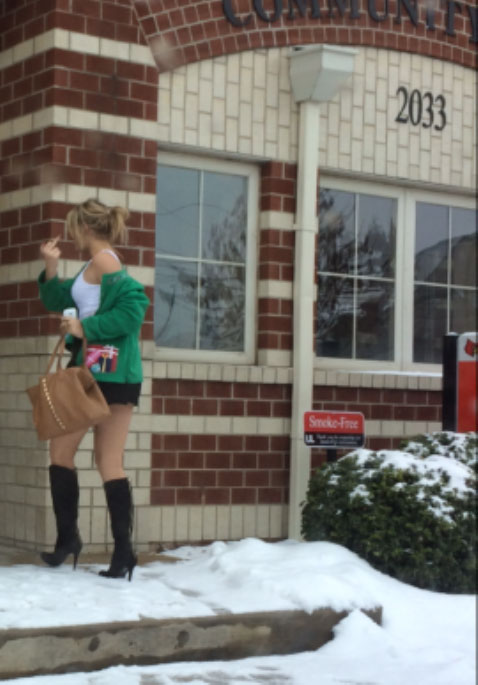 26 - 37 Party Girls Caught Taking The Walk of Shame