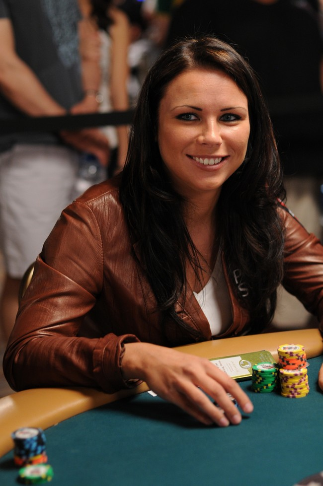 Female poker players uk