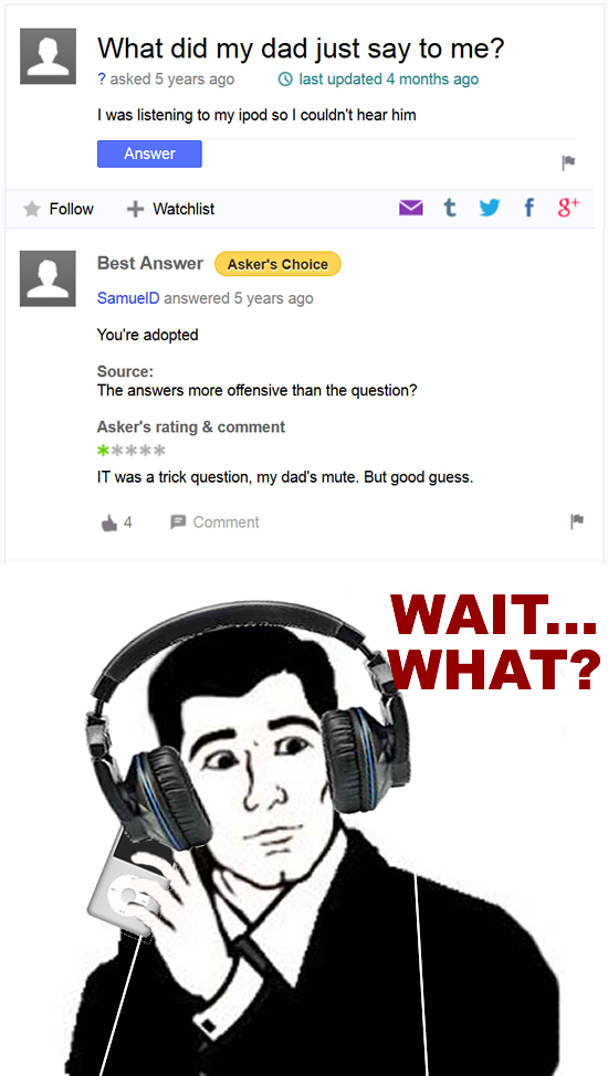 23 hilariously dumb yahoo answers   gallery ebaum s world