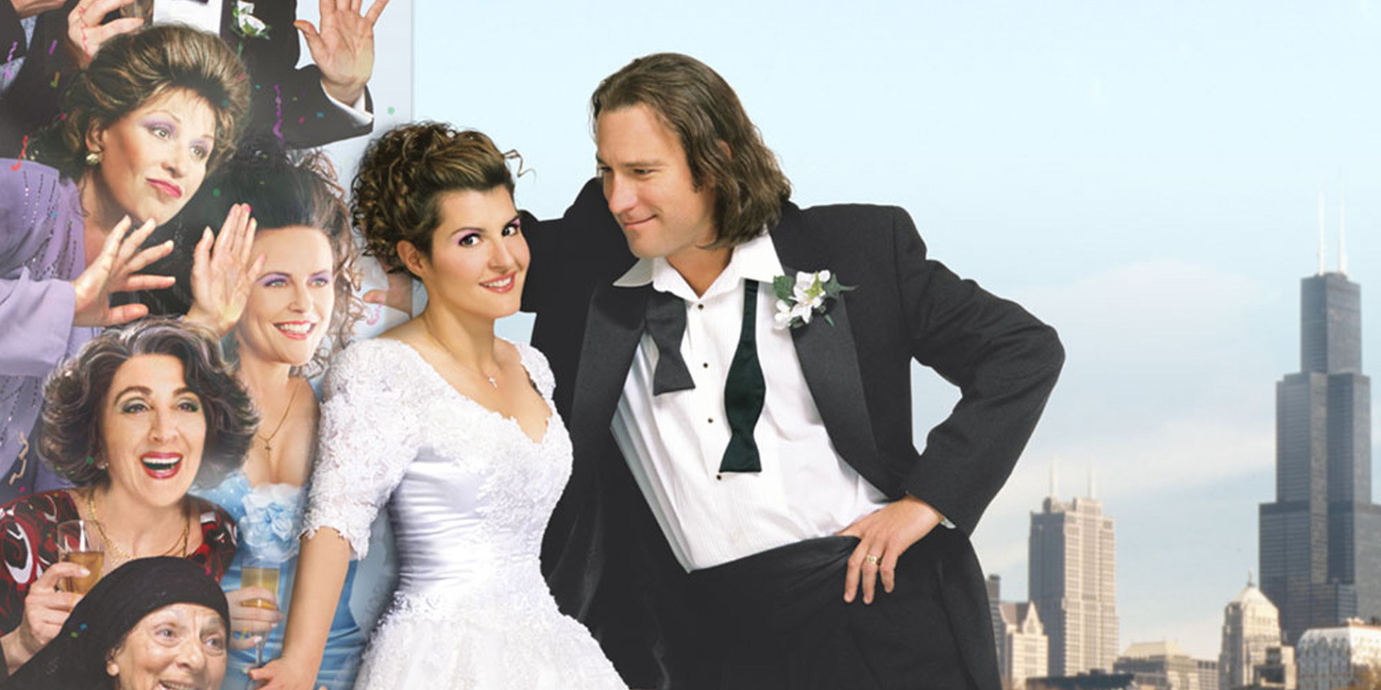 """anthropology facts on my big fat greek wedding As """"my big fat greek wedding"""" turns 15, we're calling attention to 15 of the film's little known facts."""