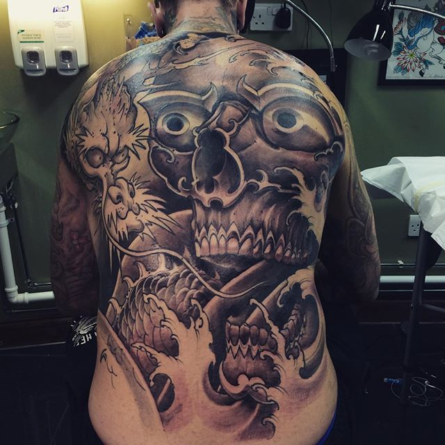 tattoo artist ruthless