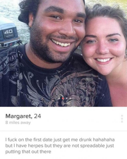 Dating profiles to avoid