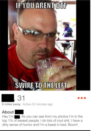 Wtf dating profiler