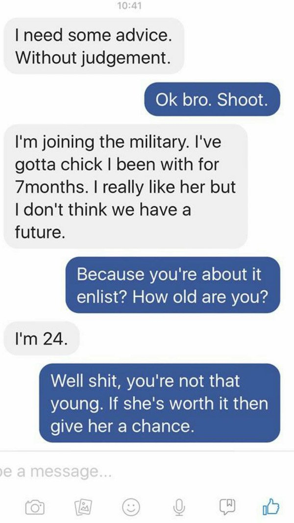 Guy Cheating With Soldiers Wife Gets Leveled In Text By Former - 24 flirty texts destroyed best way ever 9 just hilarious