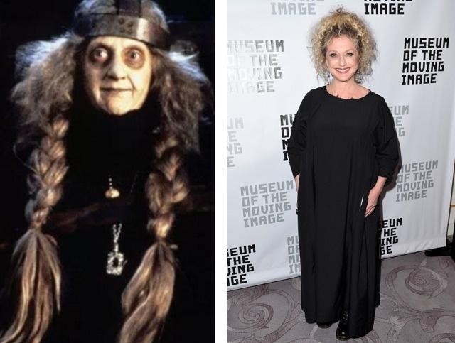 Grandma played by Carol Kane.