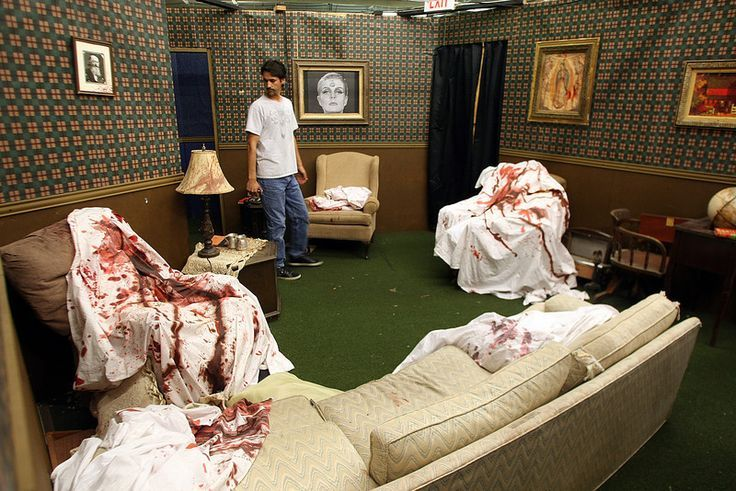 The Most Intense Haunted Houses In The Usa Creepy