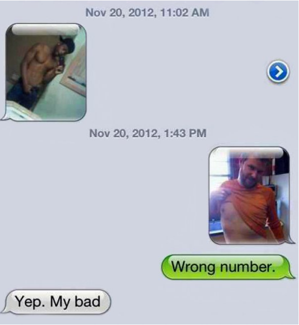 12 - 12 Embarrassing Sexts Messages Sent To The Absolute Wrong Person