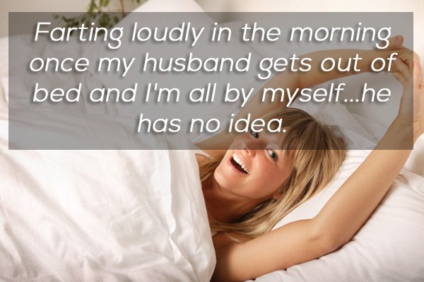 27 People Admit Their Most Embarrassing Guilty Pleasures Wow