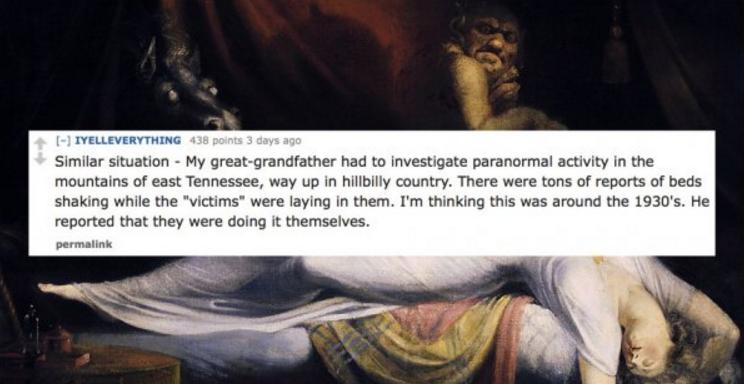 paranormal 911 calls