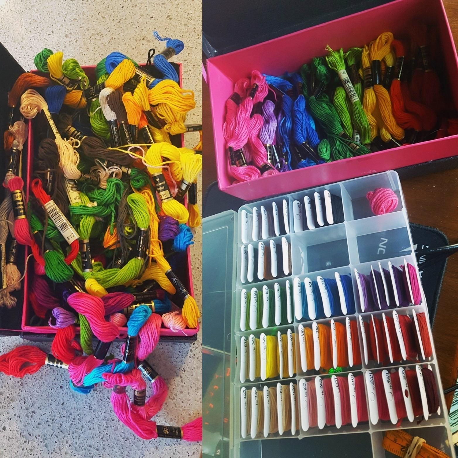 1 - 25 photos of extreme organization will satisfy you