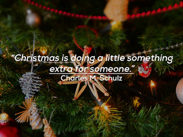 17 Heartwarming quotes about the true meaning of Christmas - Feels ...