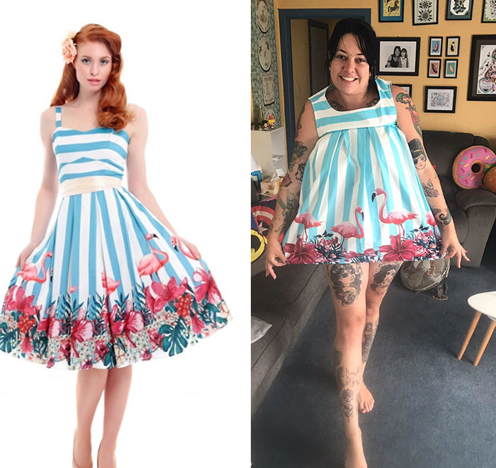 2 - My Sister Ordered A Dress Online