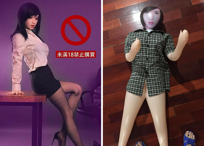 29 - Sex Doll Expectations Vs Reality