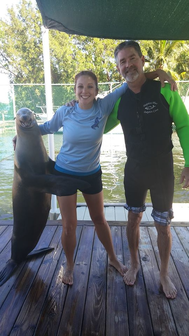 16 - Have you ever seen a happier seal?