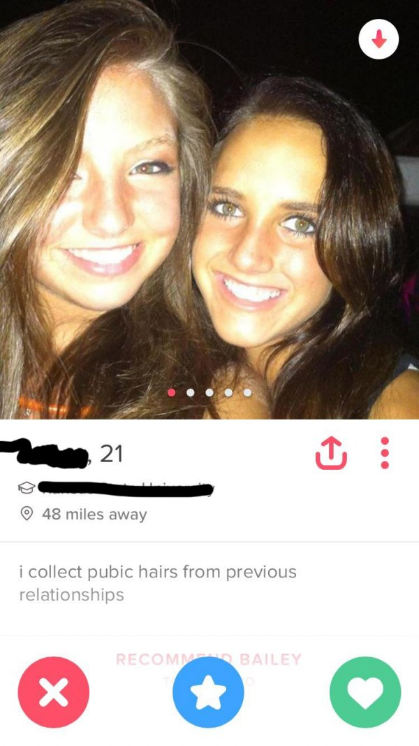 1 - 12 Red Flag Tinder Users You Definitely Want to Swipe Left On