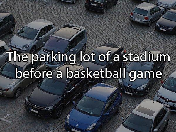people having sex in parking lot