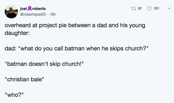17 - 25 of the Strangest Things People Overheard in Public